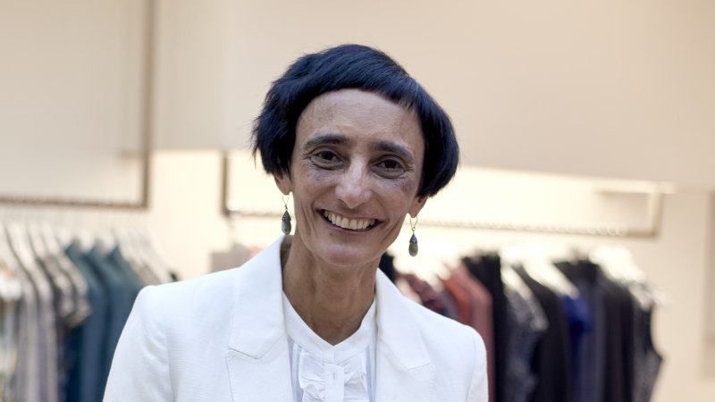 An Icon And Trailblazer Australian Fashion Designer Anna Thomas Dies