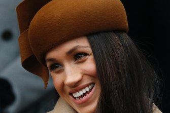 Meghan Markle has herself shown a love of hats.