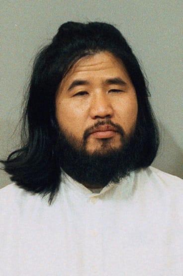 Former leader of the Aum Shinrikyo cult Shoko Asahara.