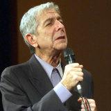 Canadian poet and singer Leonard Cohen in 2007.