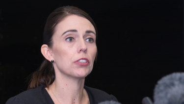 "McQueen took a swipe at NZ Prime Minister Jacinda Ardern for ""copying"" the Howard government on gun control."
