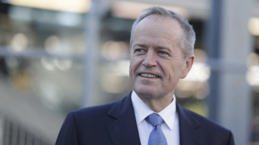 Bill Shorten outlined a plan to reinstate the $25 million Australian Interactive Games Fund.