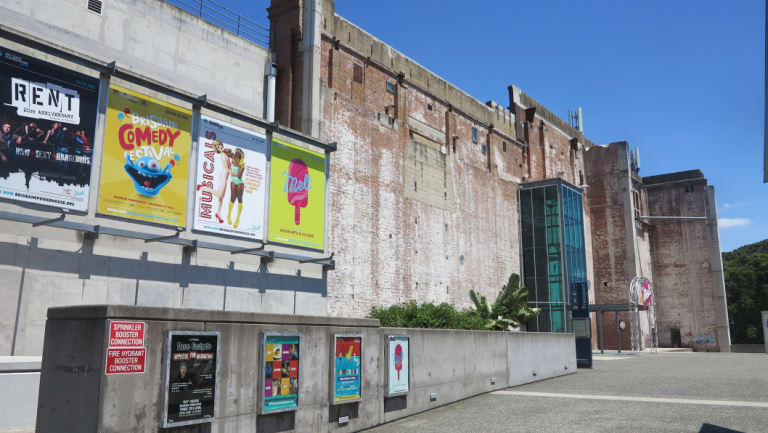 The Brisbane Powerhouse will open its doors to the public at the weekend so they can explore the 90-year history of the building.