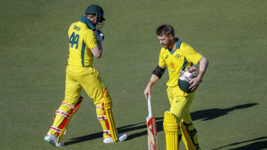 Comebacks: Cricket Australia is expecting a turbulent few months in England as  Steve Smith and David Warner return.