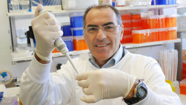 Curtin University's Professor Marco Falasca led the research.
