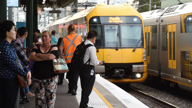 Limited-stop services will operate via Strathfield on the T1 Northern line during the closure of the Epping to Chatswood line.