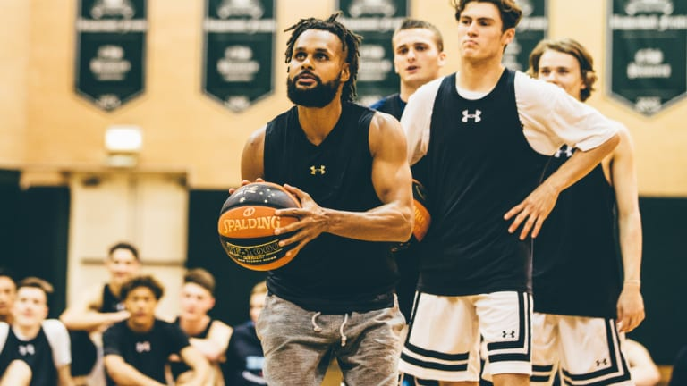 Patty Mills grew up with a similar club called Shadows.