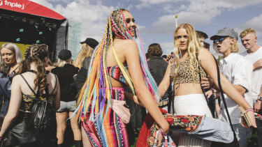Groovin the Moo will return to Canberra next year, despite its long-time host the University of Canberra backing out.