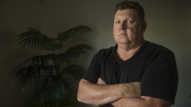 Simon Turner, former Mount Arthur mine worker.