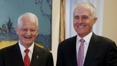 Philip Ruddock is conducting the inquiry for Prime Minister Malcolm Turnbull.