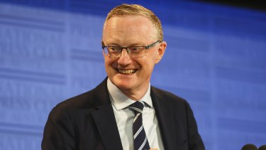 RBA governor Philip Lowe was surprisingly upbeat on what we can expect this year.