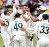 Australia vs India wrap: Australia finish day three with 54 run lead as Warner starts fast