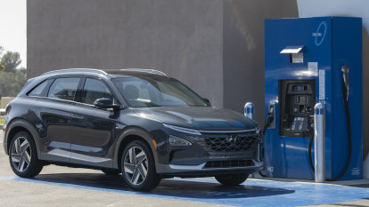 Hyundai partners with gas giants for hydrogen cars in Australia