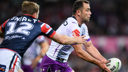 Smith in line for shock switch to halfback for Storm