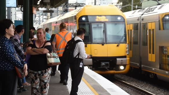 Sydney train users endure major train delays after another glitch