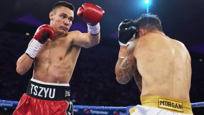 Boxing year in review: A star is born as Tim Tszyu makes his own way