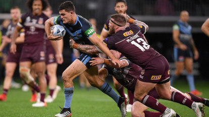 'That's the way he plays': Cowboys coach unimpressed by Fittler's call