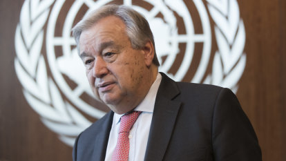 Stop new coal plants by 2020 and taxpayer subsidies for fossil fuels, UN chief says