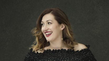 'It was so delicious': Celia Pacquola on feminism, sexism and bad guys