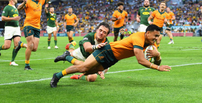 After springing to attention against Boks, Wallabies star locked in until 2023