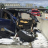 Driver in fatal Tesla crash was playing video game, say investigators