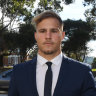 De Belin withdraws appeal over NRL's no-fault stand down policy