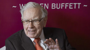 Warren Buffett's golden touch seems to have deserted him.