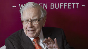 Warren Buffett may be going against his own advice.