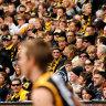AFL denies crackdown over umpire abuse