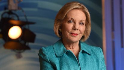 Buttrose could be exactly the right kind of person to lead the ABC