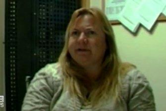 Natasha Darcy's police interview over the death of her boyfriend Mathew Dunbar