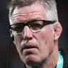 McKee returns serve at Cheika as Australia bid to save Hodge