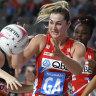 A Swift move: Collingwood swoop on Australian Diamond Garbin for new season