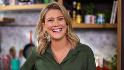 My day on a plate: Justine Schofield