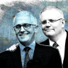 Morrison, like Turnbull, has squandered his political strength and delivered policy cowardice