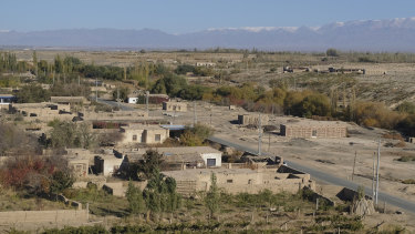 Sensitive topic for China: Uyghur detentions in the Xinjiang region.