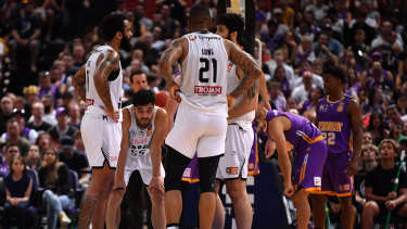 NBL players have agreed to pay cuts to ensure the viability of the league.