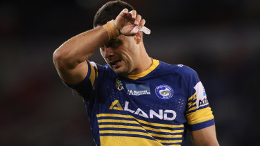 Jarryd Hayne won two Dally M medals before his year in the NFL, but never recaptured his best after his return.