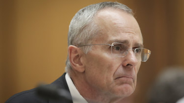 "Australian Competition and Consumer Commission chair Rod Sims said the charges were ""serious."""