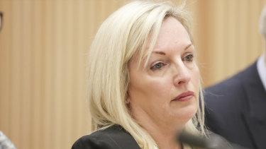 Australia Post chief executive and managing director Christine Holgate will face Senate estimates again on Thursday.