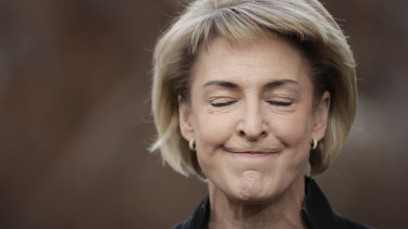 "Nothing to see here: Michaelia Cash set to be ""honoured"" at Thursday night's Ernies."