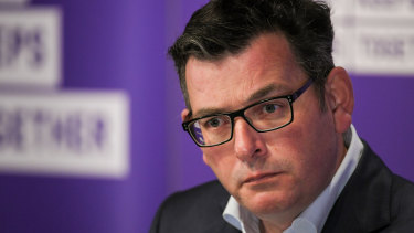 Premier Daniel Andrews is facing multiple lawsuits in relation to COVID-19.