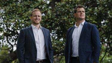 Iris Energy - Anh em Will Roberts và Daniel Roberts: các cựu nhân viên ngân hàng Macquarie hiện đang khai thác bitcoin xanh.