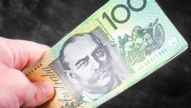 Australians responded to the coronavirus pandemic by hoarding loo paper, tinned tomatoes and cash.
