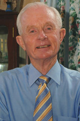 Roy Woodall AO oversaw a series of major Australian mineral discoveries.