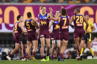 Percentage is likely to have a big impact on Brisbane's chances of a home final.