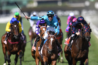 Victoria Derby Day is one of the key events in Melbourne's racing calendar.