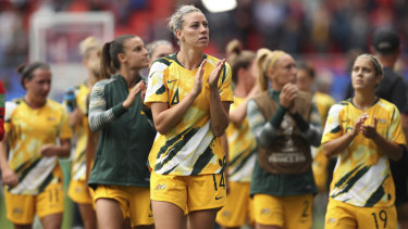 The Matildas opened the Women's World Cup with a loss to Italy.
