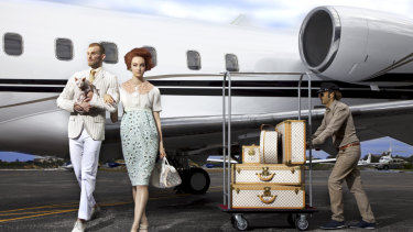 The world's millionaires are flocking to Australia.