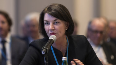 """""""There is no doubt the royal commission showed that banks need to lift their game when it comes to vulnerable customers, particularly in the design of products and offering of support services,"""" ABA chief executive Anna Bligh said."""